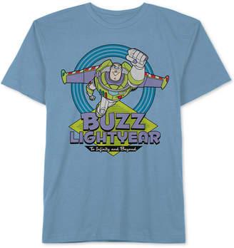 Disney Toddler Boys It's Buzz Graphic Cotton T-Shirt