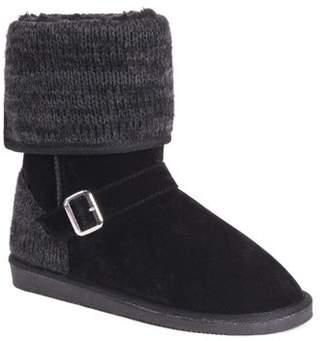 Muk Luks Women's Chelsea Sweater Boots