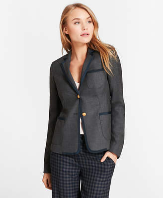 Brooks Brothers Wool Twill Rowing Blazer