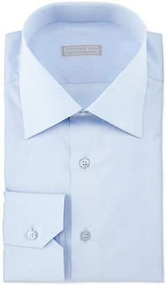 Stefano Ricci Basic Barrel-Cuff Dress Shirt $700 thestylecure.com
