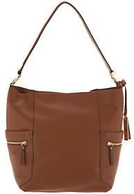 Vince Camuto Leather Hobo Handbag - Maka