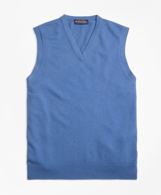 Brooks Brothers Cashmere Vest