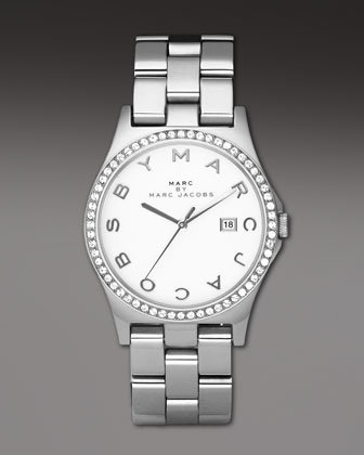 Marc by Marc Jacobs Henry Watch, Steel