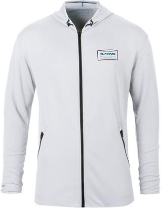 Dakine Inlet Loose Fit Front Zip Hooded Shirt - Men's