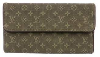 Louis Vuitton Mini Lin International Wallet