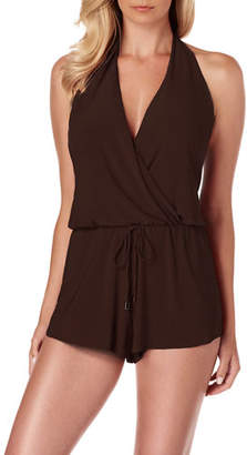 Magicsuit Bianca One-Piece Swim Romper