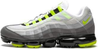 Nike Vapormax '95 'Neon' - Black/Volt