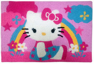 NoJo Hello Kitty Decorative Accent Rug Bedding