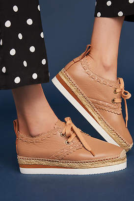 See By Chloe Espadrille Sneakers $248 thestylecure.com