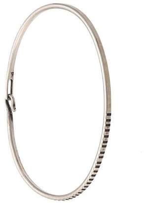 Werkstatt:Munchen engraved bangle bracelet
