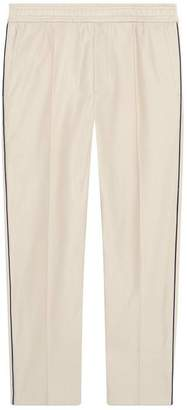 Gucci Cotton piquet jogging pant