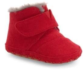 Toms Cuna Layette Crib Shoe