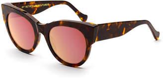 RetroSuperFuture Super by Noa Peach Lens Sunglasses