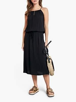 Hush Canterbury Dress, Black