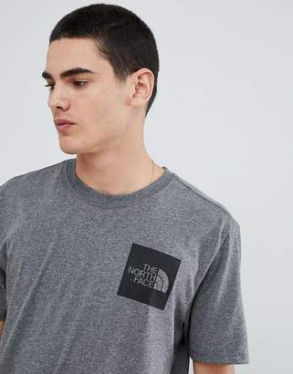 The North Face Fine T-Shirt in Gray