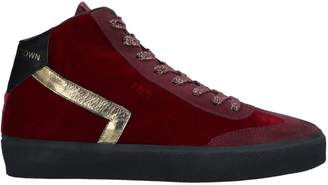 Leather Crown Low-tops & sneakers - Item 11533475XV