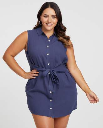 ICONIC EXCLUSIVE - Stevie Shirt Dress