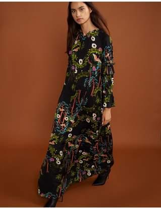 Cynthia Rowley Allegra Maxi Dress
