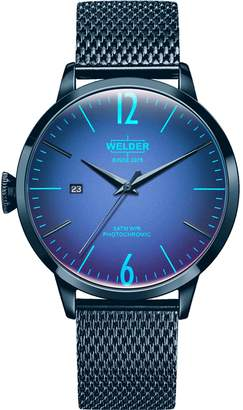 Welder Breezy WRC407 Men's Multicolor Watch
