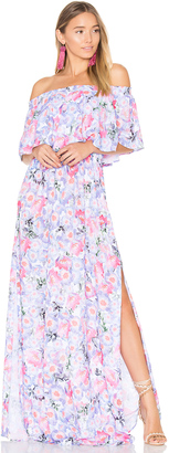 Show Me Your Mumu Hacienda Maxi Dress $172 thestylecure.com