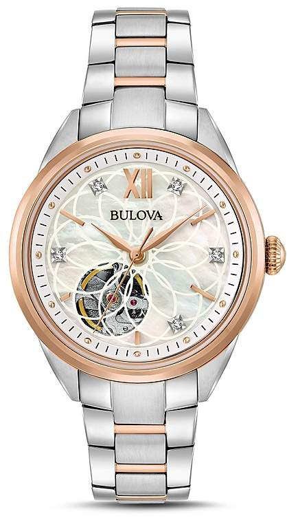 BulovaBulova Watch, 34.5mm