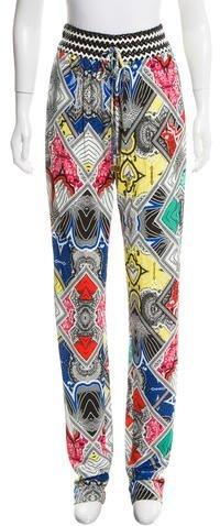 Class Roberto CavalliClass Roberto Cavalli Tailored Wide-Leg Pants w/ Tags