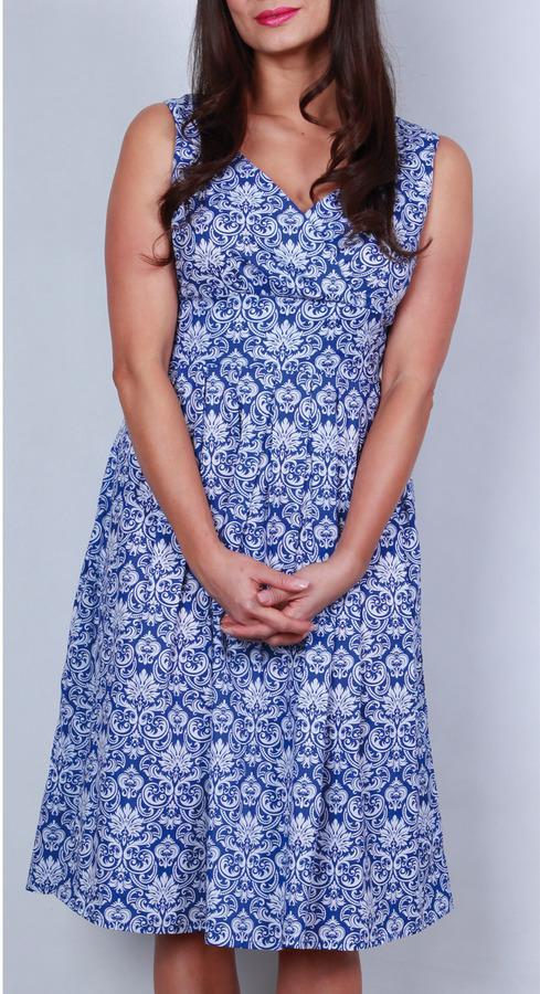 Zoey Boom Shankar Dress