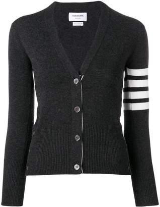 Thom Browne 4-Bar buttoned cardigan