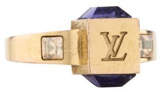 Louis Vuitton Gamble Cocktail Ring