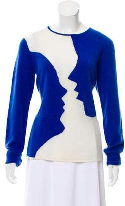 Creatures of the Wind Cashmere Long Sleeve Sweater