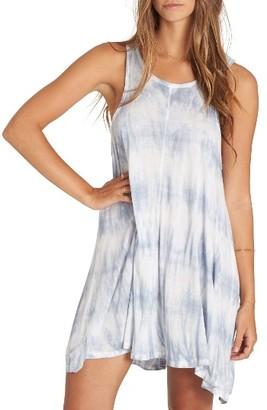 Women's Billabong Spirit Ride Tie Dye Dress $39.95 thestylecure.com