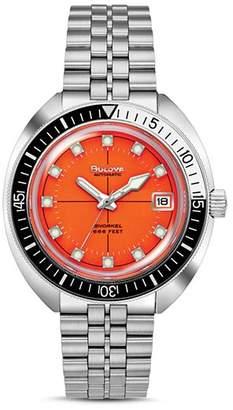Bulova Limited-Edition Devil Diver Watch, 40.5mm
