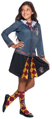 Rubie's Costume Co Rubie's Costumes Costumes Kids' Gryffindor Costume Child Top - small