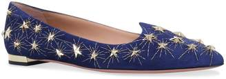 Aquazzura Cosmic Star Flats