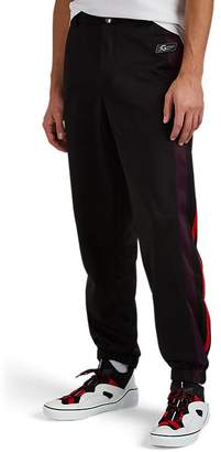 """Givenchy Men's """"3Givenchy"""" Logo Fleece Track Trousers"""