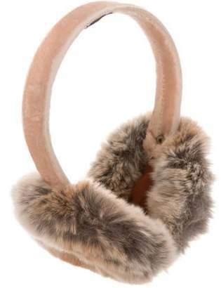 Cassin Fur Velvet Earmuffs