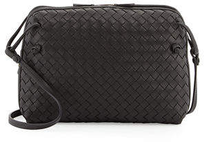 Bottega Veneta Intrecciato Double-Compartment Bag