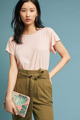 T.La Roadtrip Flutter-Sleeve Tee