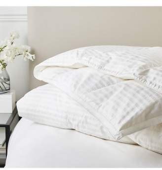 The White Company Light Warmth Hungarian Goose Down Comforter