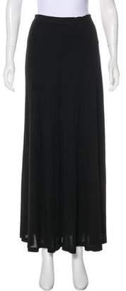 The Row Jersey Knee-Length Skirt