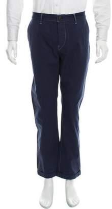 3x1 Cropped Slim-Fit Pants w/ Tags
