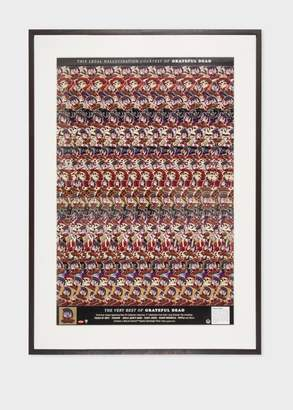 Paul Smith Vintage Framed Poster - Grateful Dead - The Very Best Of