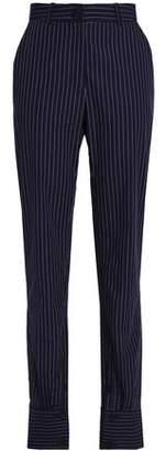 J.W.Anderson Pinstriped Cotton Slim-leg Pants