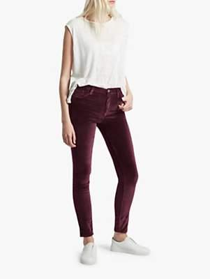 Velvet High Rise Skinny Jeans