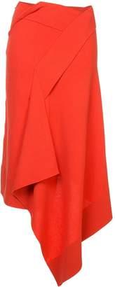 Roland Mouret asymmetric design skirt