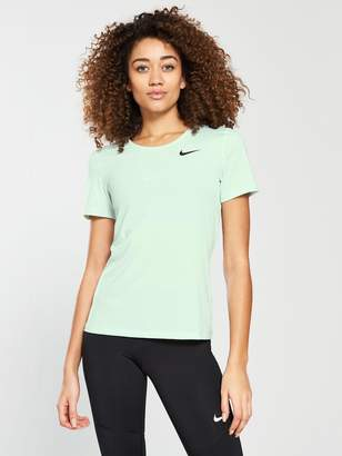 Nike Training Mesh Top - Mint