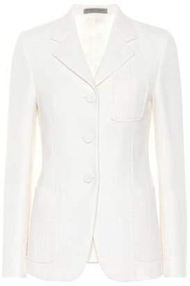Bottega Veneta Wool-blend blazer
