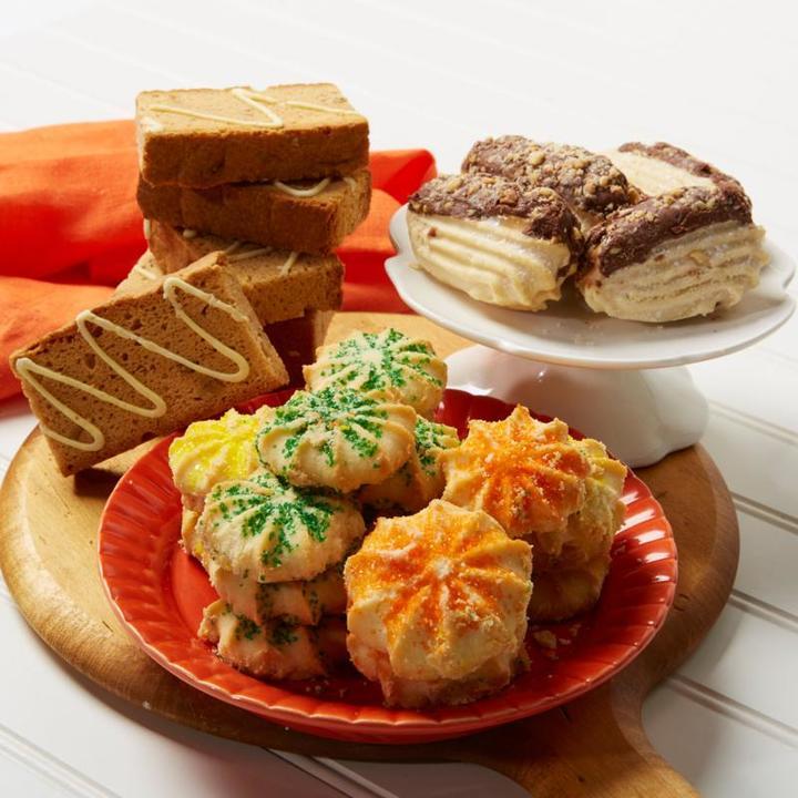 GIORGIO Cookie Company Giorgio Cookie Co. Variety Sampler 3-pack