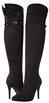 Chinese Laundry Women's Center Stage Sued Knee High Boot