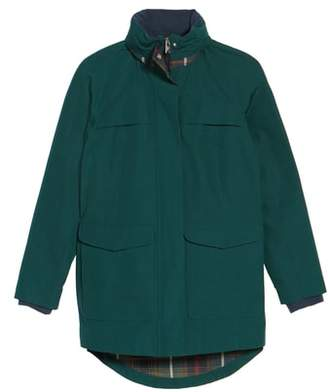 Pendleton Hooded Raincoat